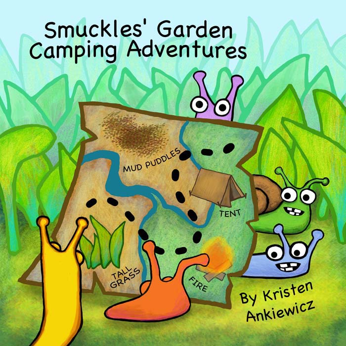 Smuckles goes camping with five of his best friends!